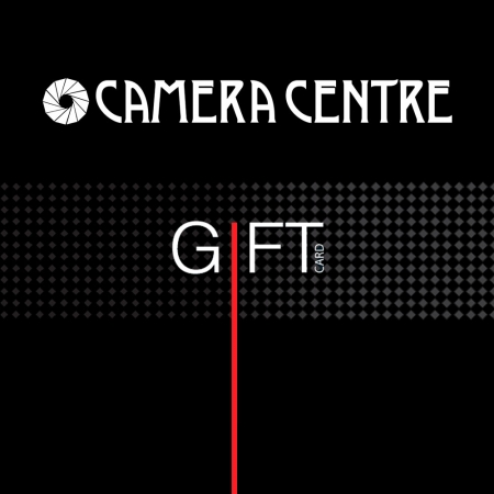 Camera Centre Gift Cards