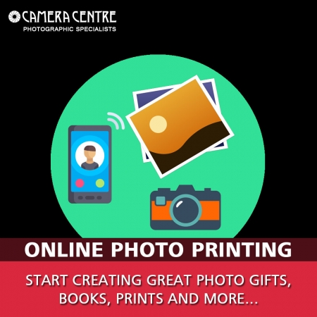 Camera Centre Online Photo Printing