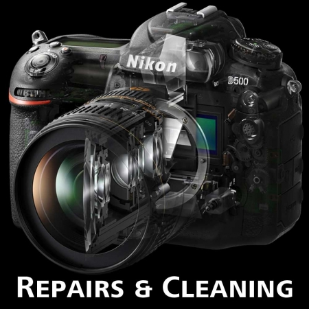 Repair Centre & Sensor Cleaning