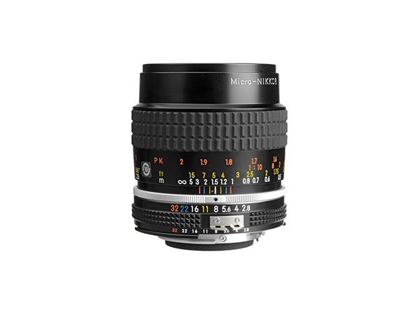 Nikon 55mm F/2.8 AI Micro