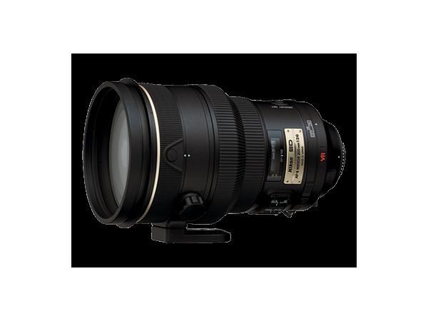 Nikon 200mm F/2 G IF-ED AF-S VR