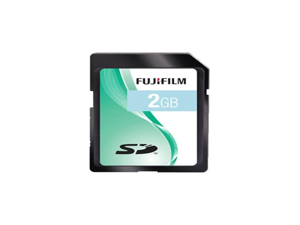 Fujifilm 2GB SD CARD
