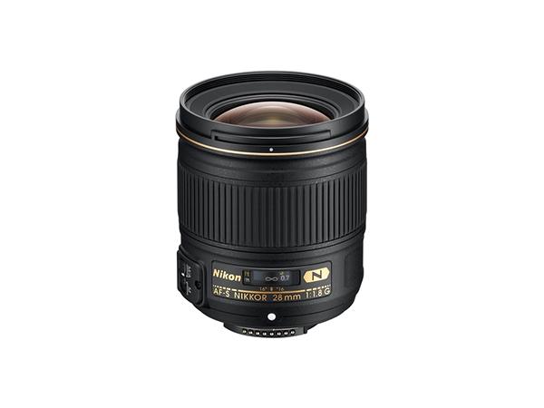 Nikon 28mm F/1.8 AF-S G