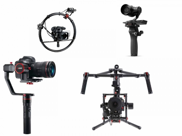 Gimbals & Rigs