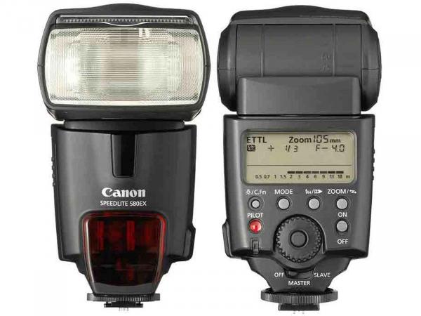 Canon 580 EX ll Speeplight Flash (S/H)