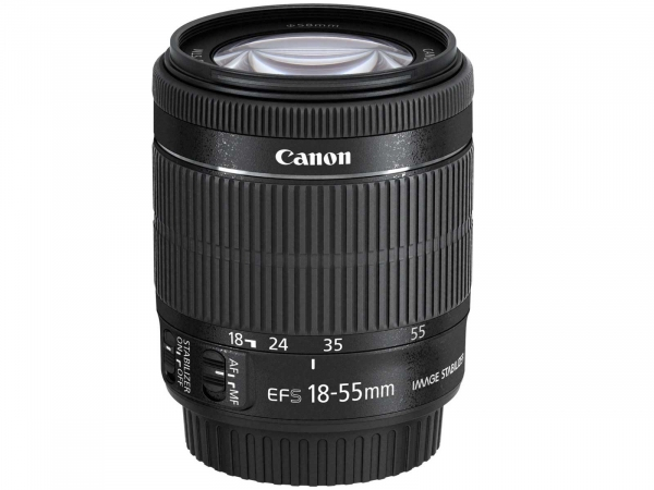 Canon EF-S 18-55mm f/3.5-5.6 IS ll STM