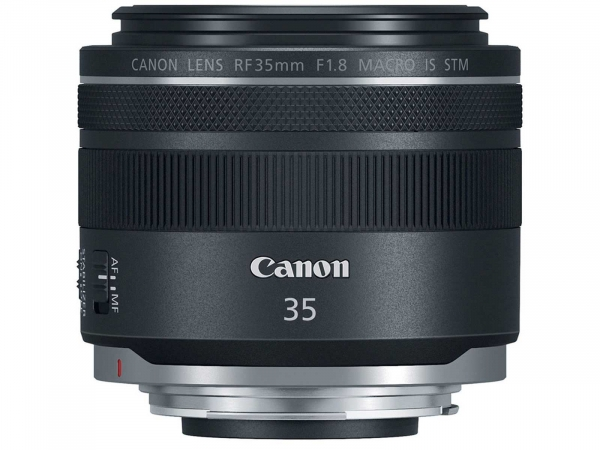 Canon Lens RF 35mm f/1.8 Macro IS STM