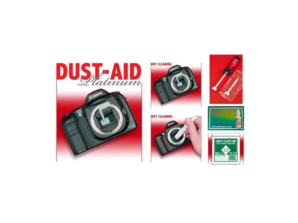 Dust-Aid Platinum DSLR Sensor Cleaner!