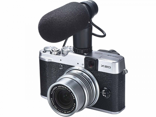 Fujifilm Microphones