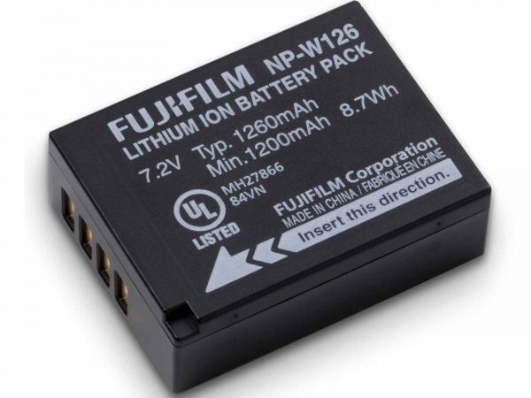 Fujifim Batteries