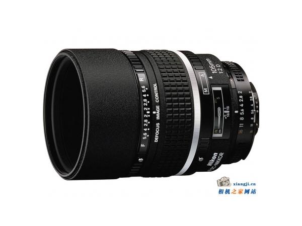 Nikon AF DC 105mm F/2 Nikkor