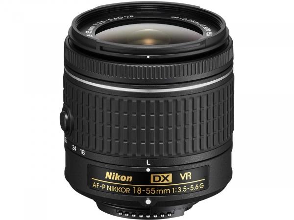 Nikon 18-55mm AF-P DX VR (Demo Stock)