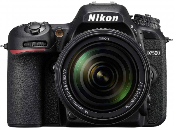 Nikon Enthusiast DSLR