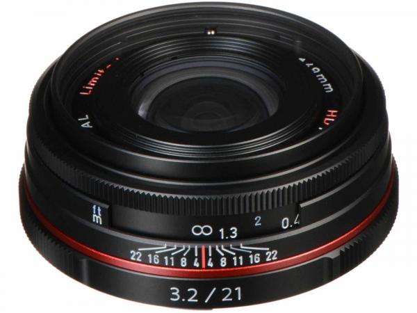Pentax 21mm f/3.2 Al Limited HD