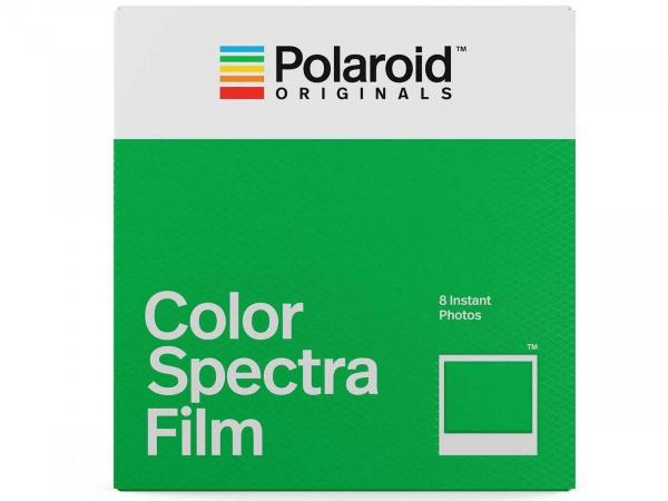 Polaroid Colour Spectra Instant Film Pack