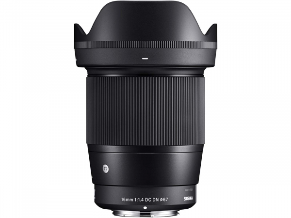 Sigma 16mm F/1.4 DC DN Contemporary