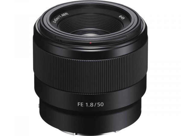 Sony SEL FE 50mm F/1.8 SYX