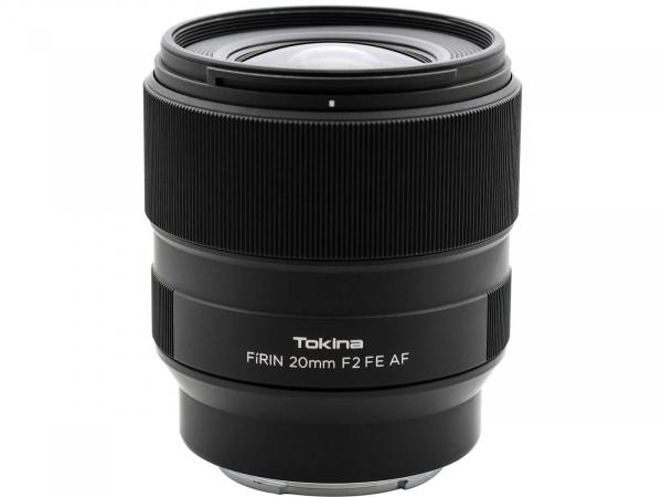 Tokina FíRIN 20mm f/2 FE AF