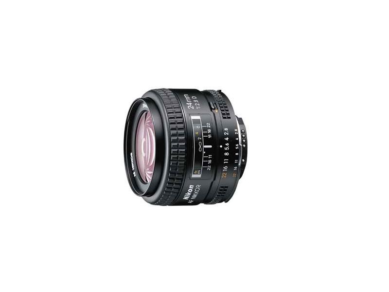 Nikon 24mm F/2.8 D Lens