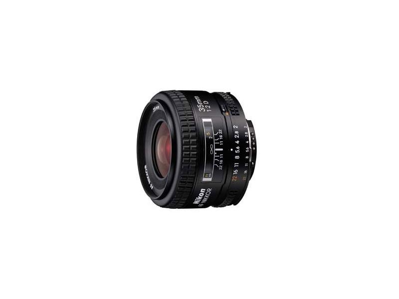 Nikon 35mm F/2 D AF