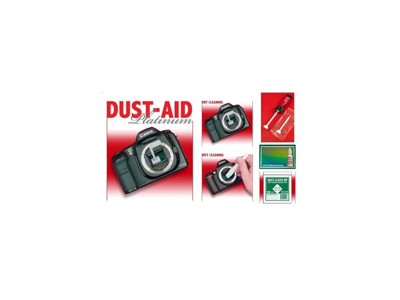 Dust-Aid Platinum DSLR Sensor Cleaner!